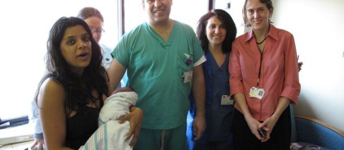 village-obstetrics-manhattan-baby