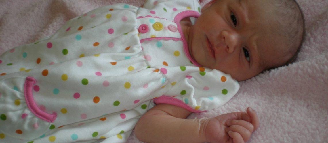 Baby Hildegard
